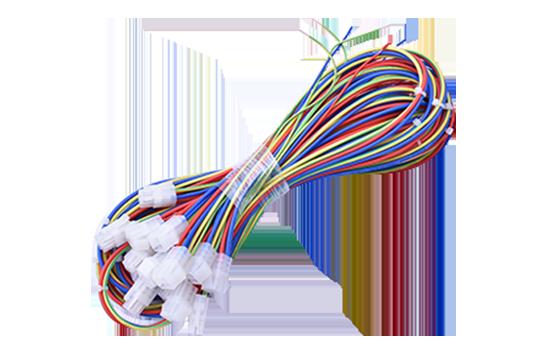 端子铆压线束