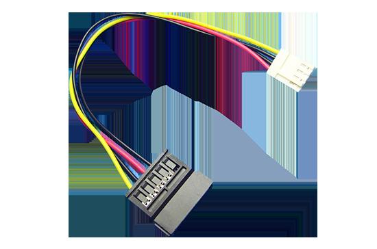 SATA硬盘电源线